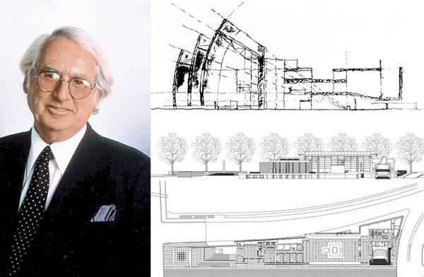 Richard meier for Richard meier architetto